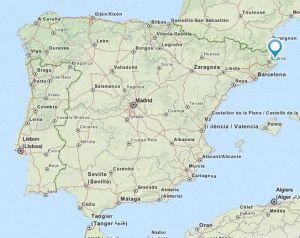 torroella de montgri map