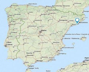 viladecans map