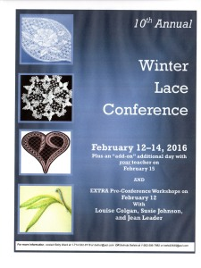 winter lace conference