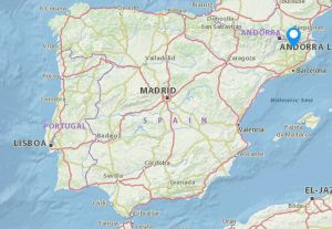 Ripoll map