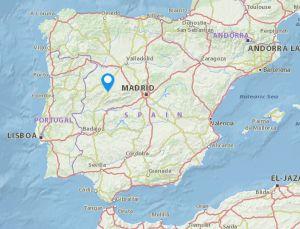 guijuelo map