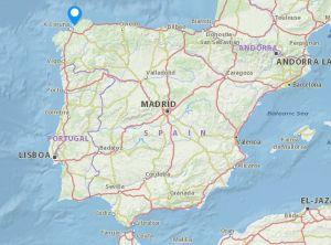 Neda map